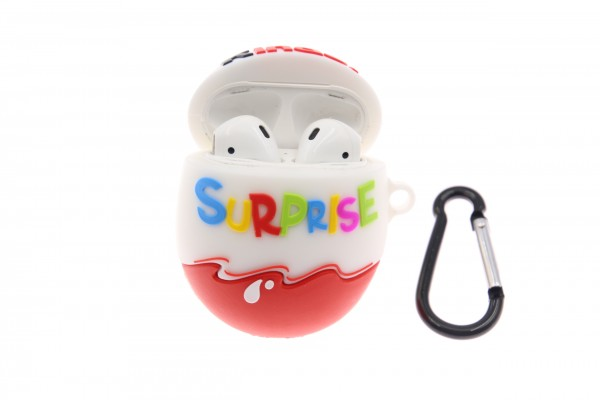 Airpod Case Kinder Surprise, Gummi